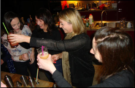 cocktail making classes Mullingar
