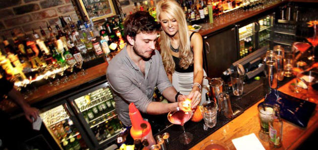 cocktail classes Kinsale