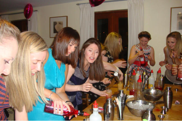 Kinsale cocktail making class