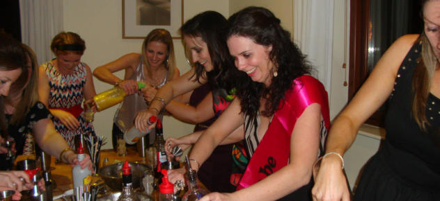 cocktail classes Wexford